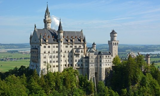 Castillo de Neuschwanstein y Lagos