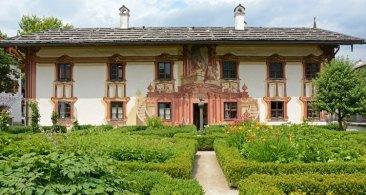 Oberammergau. Casa y Jardín de PIlatos