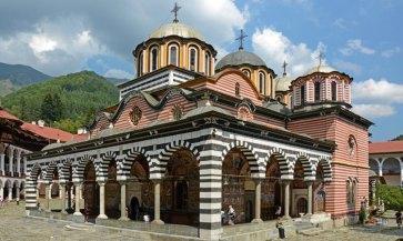 Monasterio de Rila. Iglesia de la Natividad