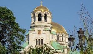 Sofía. Catedral de Alesander Nevski