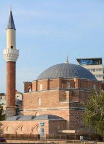 Sofía. Mezquita de los Baños o Banya Bashi