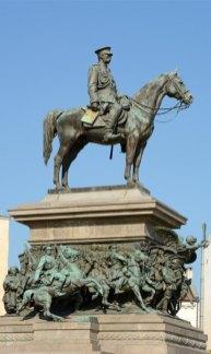 Sofía. Monumento a los Libertadores