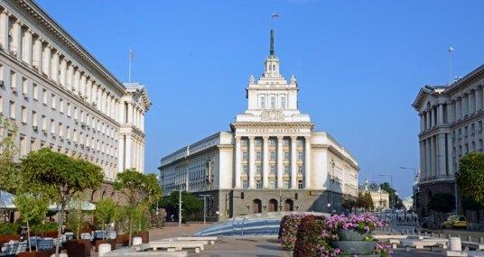 Sofía. Plaza Serdika y Casa del Partido