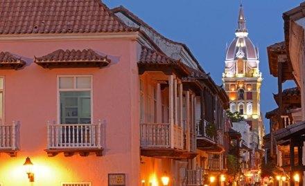 Balcones y Torre de la Catedral