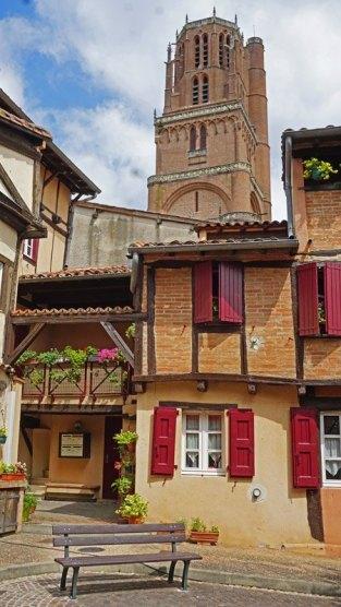 Barrio Castelviel - Place Savene