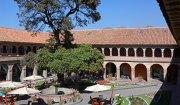Claustro del Convento de las Nazarenas. Hotel Belmond Monasterio