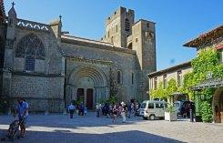 Porta de la Basilica de Saint-Nazaire