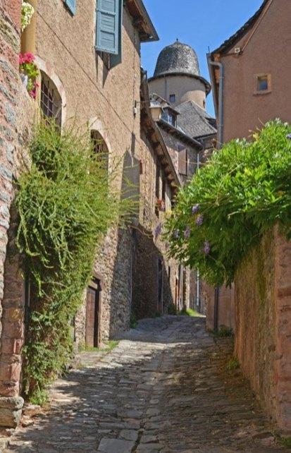 Rincones de Conques - Rue du Couvent