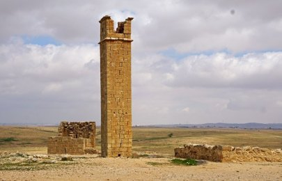 Umm-ar-Rasas: Torre Eremita