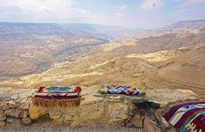Jarapas & Wadi Mujib hacia el oeste