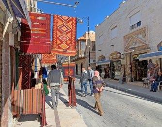 Madaba es lugar ideal para comprar artesanía típica