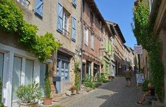 Grand Rue Raimond VII - Hacia la Porte des Ormeaux