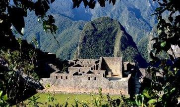 Machu Picchu. Templo de las Vírgenes del Sol