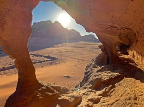 Formaciones naturales causadas por la erosión