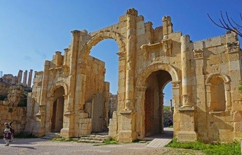 Puerta Sur (Jerash)