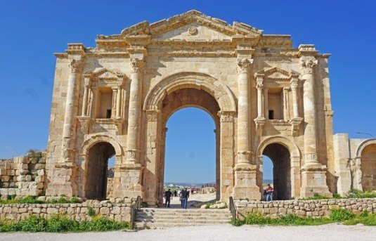 Arco de Adriano (179 d.C.)