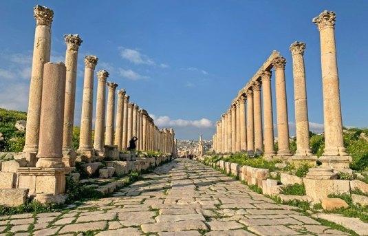 Cardus Maximus (Jerash)