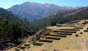 Chinchero. Terrazas de Cultivo Incas
