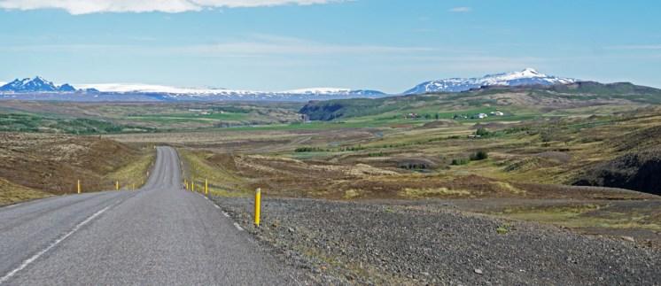 Ruta 365 - Páramos entre Geysir y Thingvellir