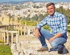 CarlosdeViaje en Jerash