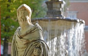 Fuente de Hércules - Jardín de la Isla