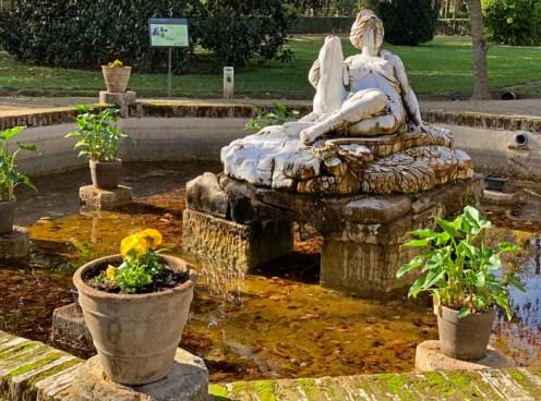 Fuente de Diana - Jardín de la Isla