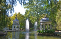 Estanque Chinesco - Jardín del Príncipe