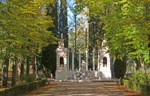 Fuente de Narciso - Jardín del Príncipe