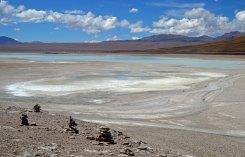 Laguna Blanca desde el mirador Laguna Verde