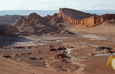El Anfiteatro (Valle de la Luna)