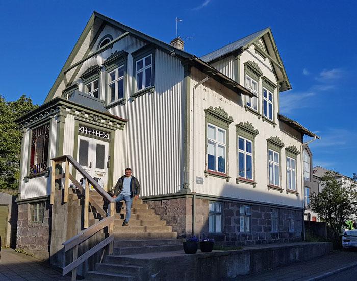 Casa en Hafnarfjördur (Reikiavik)