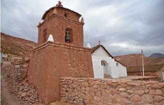 Caspana - Iglesia colonial