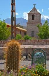 Socaire - Plaza de armas
