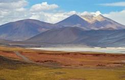 Altiplano a unos 4000 metros de altitud