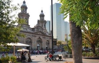 Catedral de Santiago - Fachada