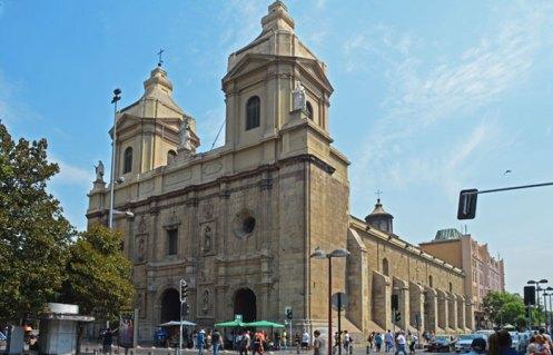 Iglesia de Santo Domingo - Fachada