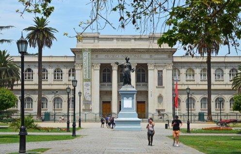 Museo Nacional Ciencias Naturales