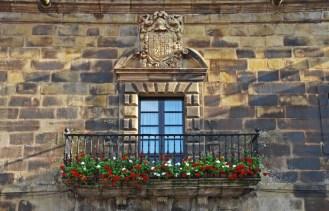 Casa de los Cañones - Balcón