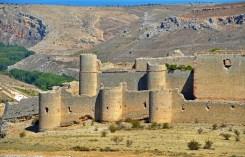 El castillo está a 1100 msnm