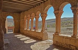 Atrio de San Pedro de Caracena