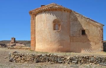 Iglesia Santa María - Ábside