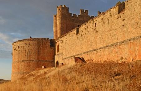 Entrada a la fortaleza artillera