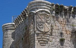 Escudos de la Torre del Homenaje