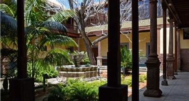 Patio de la Casa del Corregidor