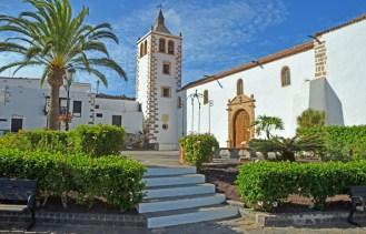 Betancuria - Plaza Santa María