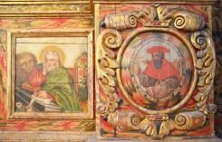 Detalle Retablo - Iglesia Santa María