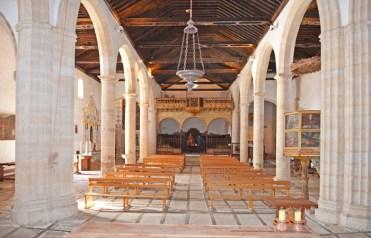Nave Central - Iglesia Santa María