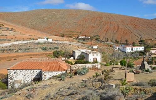 Betancuria - Convento San Buenaventura