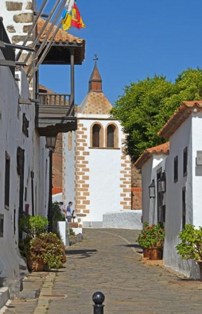 Betancuria - Calle Juan Bethencourt