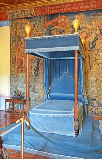 Camara Diana de Poitiers - Lecho